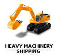 International Shipping Heavy Machinery Quote