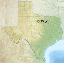 International Shipping From Dallas Fort Worth International Airport DFW