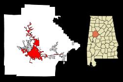 International Shipping from Tuscaloosa, Alabama