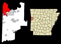 International Shipping to Fort Smith, Arkansas