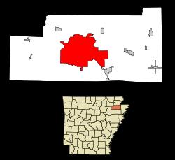 International Shipping to Jonesboro, Arkansas