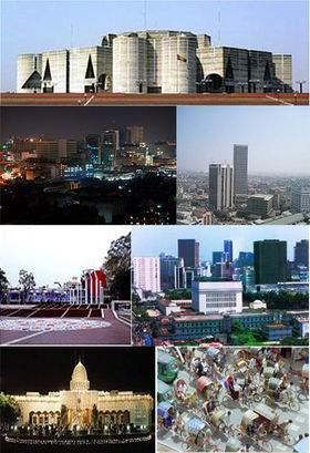 International Shipping from Dhaka, Bangladesh