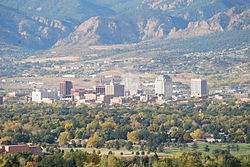 International Shipping to Colorado Springs, Colorado