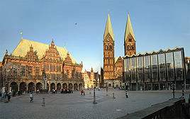 International Shipping from Bremen, Germany