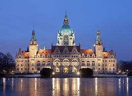 International Shipping from Hanover, Germany