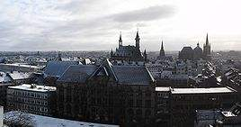 International Shipping from Aachen, Germany