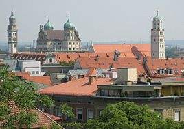 International Shipping from Augsburg, Germany