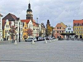 International Shipping from Cottbus, Germany