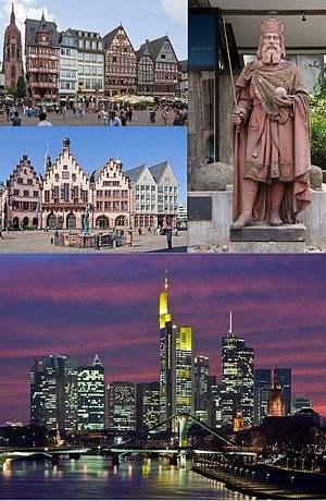 International Shipping from Frankfurt, Germany