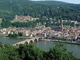 International Shipping from Heidelberg, Germany