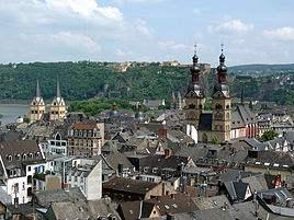 International Shipping from Koblenz, Germany