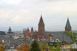 International Shipping from Mainz, Germany