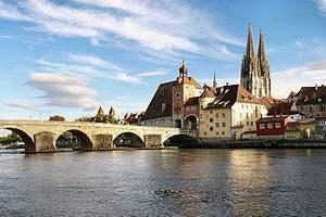 International Shipping from Regensburg, Germany