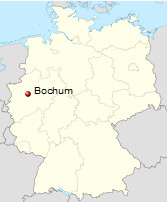 International Shipping from Bochum, Germany