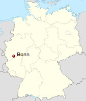 International Shipping from Bonn, Germany