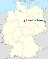 International Shipping from Brunswick, Germany