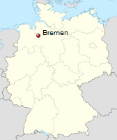 International Shipping from Bremen, Germany