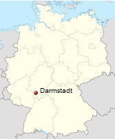 International Shipping from Darmstadt, Germany