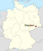 International Shipping from Dresden, Germany
