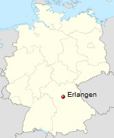 International Shipping from Erlangen, Germany