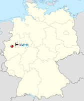 International Shipping from Essen, Germany