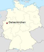 International Shipping from Gelsenkirchen, Germany