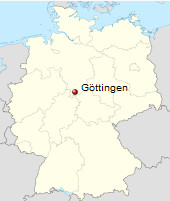 International Shipping from Gottingen, Germany