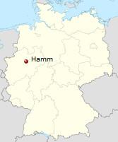 International Shipping from Hamm, Germany