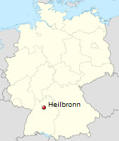 International Shipping from Heilbronn, Germany