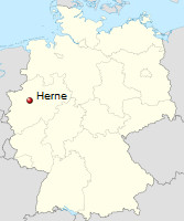 International Shipping from Herne, Germany