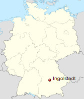International Shipping from Ingolstadt, Germany