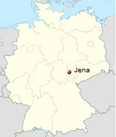 International Shipping from Jena, Germany