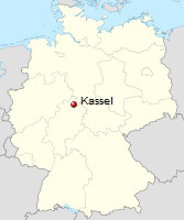 International Shipping from Kassel, Germany