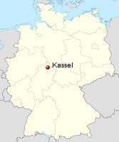International Shipping from Kassel, Germany