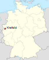 International Shipping from Krefeld, Germany