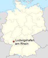 International Shipping from Ludwigshafen, Germany
