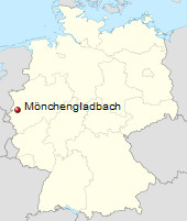 International Shipping from Monchengladbach, Germany