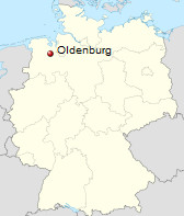 International Shipping from Oldenburg, Germany