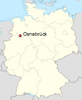 International Shipping from Osnabruck, Germany