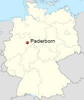 International Shipping from Paderborn, Germany