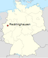 International Shipping from Recklinghausen, Germany