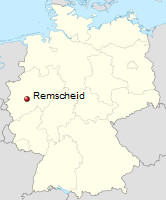 International Shipping from Remscheid, Germany