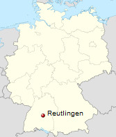 International Shipping from Reutlingen, Germany