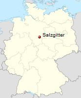 International Shipping from Salzgitter, Germany