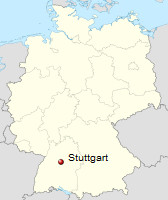 International Shipping from Stuttgart, Germany