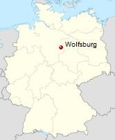 International Shipping from Wolfsburg, Germany