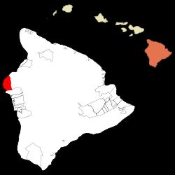 International Shipping from Kalaoa, Hawaii