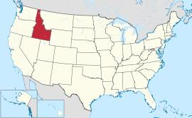 International Shipping to Idaho