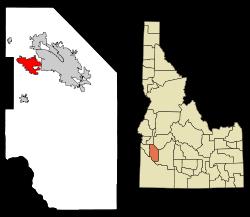 International Shipping to Meridian, Idaho