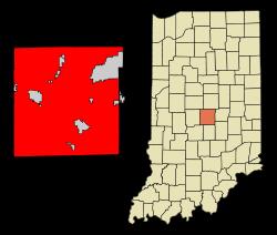 International Shipping to Indianapolis, Indiana